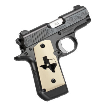 Kimber Micro 9 (Texas Edition) 9mm 3.15 7-Round Pistol - Limited Edition