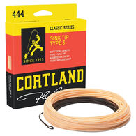 Cortland 444 Classic Sink Tip Type 3 Fly Line