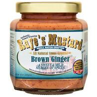 Raye's Mustard Brown Ginger Mustard