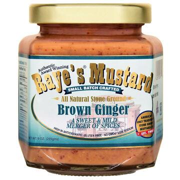 Rayes Mustard Brown Ginger Mustard