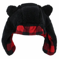 Lazy One Toddler Boys' & Girls' Bear Critter Cap