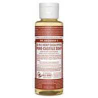 Dr. Bronner's Eucalyptus Pure-Castile Liquid Soap - 4 oz.