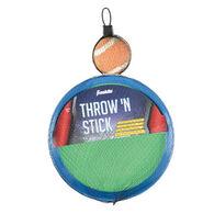 Franklin Sports Throw N' Stick Set