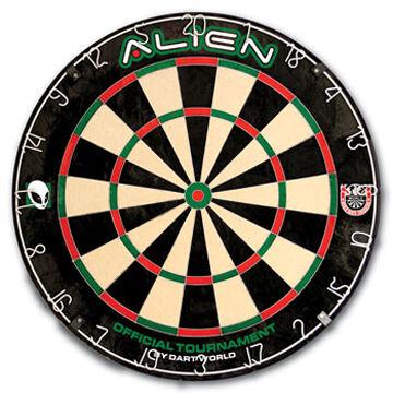 Dart World Alien Dartboard