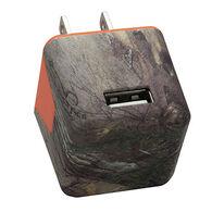 Scosche Realtree SuperCube Flip USB Wall Charger