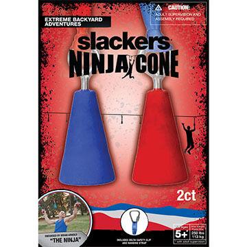 Slackers Ninjaline Cones Set