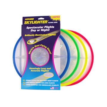 Aerobie Skylighter Lighted Disc Sport Toy