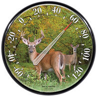 "AcuRite 12.5"" Deer Thermometer"