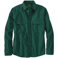 Woolrich Men's Big & Tall Expedition Chamois Long-Sleeve Shirt