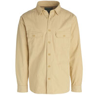 Woolrich Men's Expedition Chamois Long-Sleeve Shirt