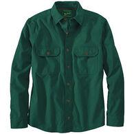 Woolrich Men's Big & Tall Expedition Chamois Long-Sleeve Shirt