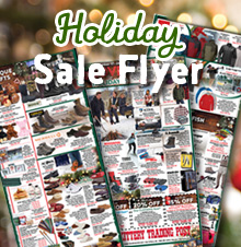 Holiday Flyer 2017