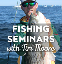 Fishing Seminars with Tim Moore
