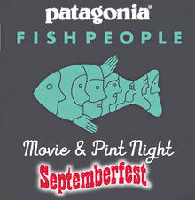 Patagonia Outdoor Movie & Pint Night