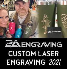 Custom Engraving by 2A Engraving