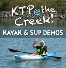KTP @ the Creek On-the-Water Demos