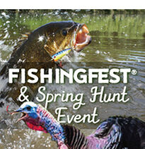 FISHINGFEST® & SPRING HUNT EVENT! Deals End May 28