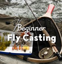 Beginner Fly Casting Seminar