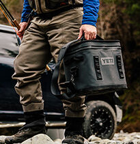 YETI Hopper: Personal, Portable, Anything-But-Soft Coolers!