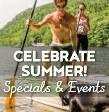 Celebrate Summer Sale & Events!