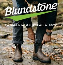 Not Just Boots, Blundstones. Since 1870.