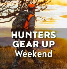 Hunters Gear Up & Workwear Weekend 2021
