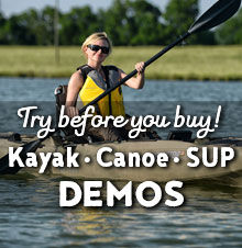 Celebrate Summer Paddlesports Demo Days