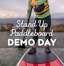 Stand Up Paddleboard Demo Day
