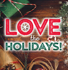 Love the Holidays!