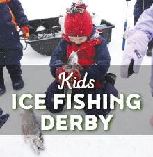 Kids Ice Fishing Derby 2019