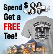 KTP 80th Anniversary T-Shirt Offer