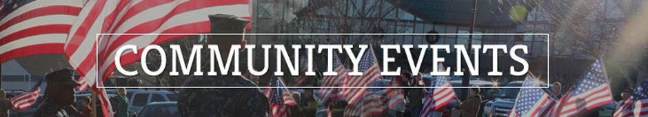 Community Events Landing Slot Image