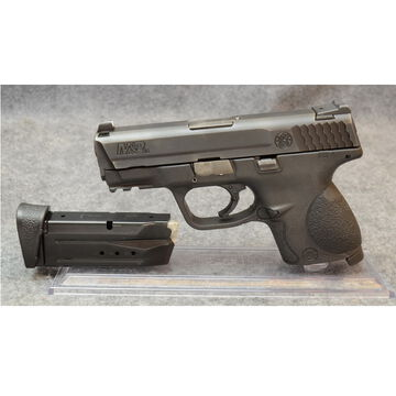 SMITH & WESSON M&P 9C PRE OWNED