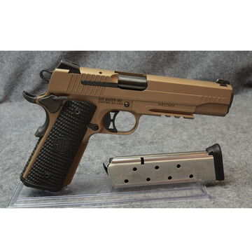 SIG SAUER 1911 EMPEROR SCORPION PRE OWNED