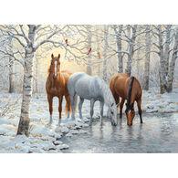 Outset Media Jigsaw Puzzle - Winter Trio