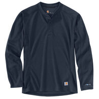 Carhartt Men's Base Force Midweight Classic Henley Base Layer Top