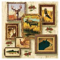 Thirstystone Wildlife II Coaster Set, 4-Piece
