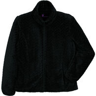 Kenpo Women's i5 Herringbone Fleece Full-Zip Jacket