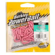 Berkley PowerBait Micro Power Wiggler Soft Bait Lure - 75 Pk.