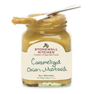 Stonewall Kitchen Carmelized Onion Mustard - 7.75 oz.