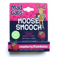 Mad Gab's Raspberry Moose Smooch Lip Balm