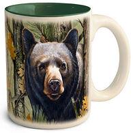 American Expedition Black Bear Camo Mug