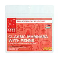 Good To-Go Classic Marinara w/ Penne - 2 Servings