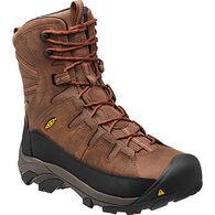 Keen Men's Minot Steel Toe Waterproof Work Boot, 600g