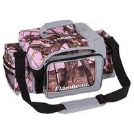 Flambeau Pink Camo Tackle Bag