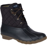 Sperry Women's Saltwater Quilted Duck Boot