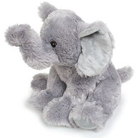 "Aurora Elephant 14"" Plush Stuffed Animal"