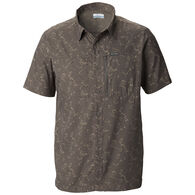 Columbia Men's Pilsner Peak II Print Short-Sleeve Shirt