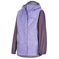 Marmot Girls' Precip Eco Jacket