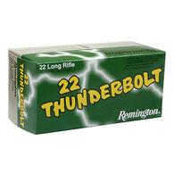 Remington Thunderbolt 22 LR 40 Grain RN Rimfire Ammo (500)